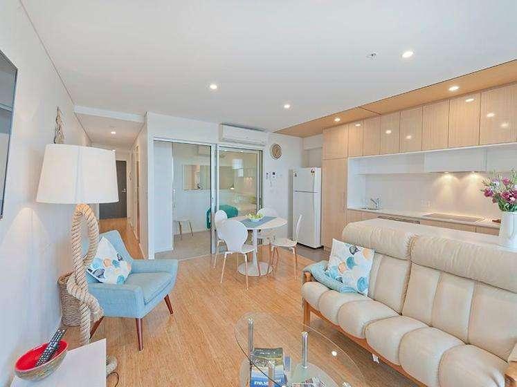 Phòng khách trang nhã với đồ nội thất chất lượng