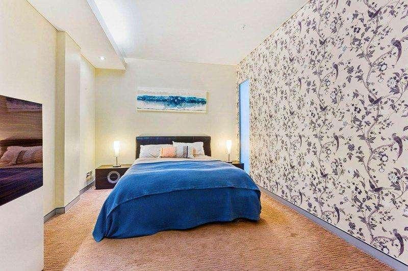 Phòng ngủ chính rộng rãi