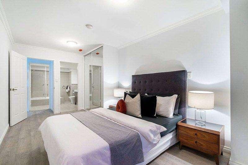 Phòng ngủ có phòng vệ sinh khép kín