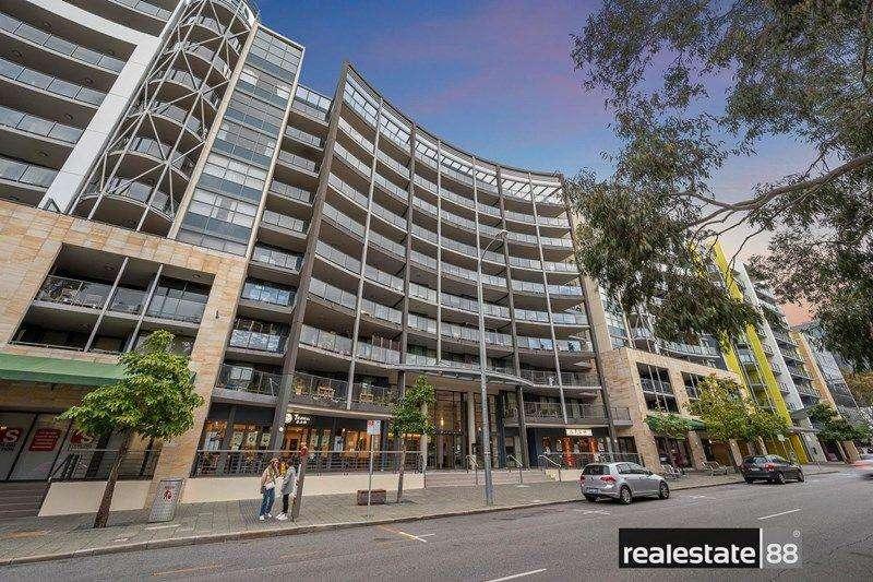 Tòa nhà ở trung tâm thành phố Perth